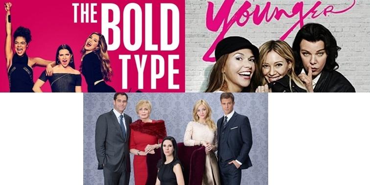 the bold type séries