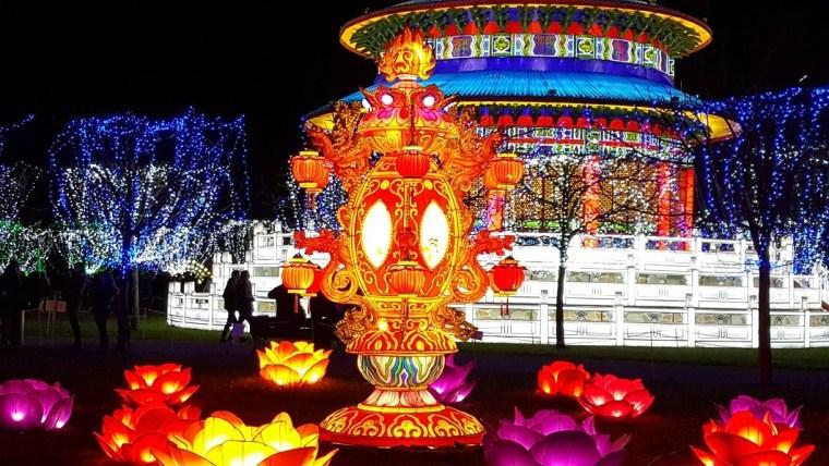 festival des lanternes gaillac fortune