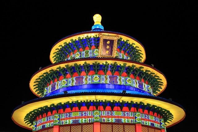 festival des lanternes gaillac palais zoom