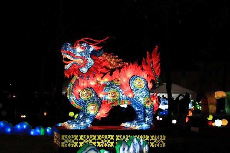 festival des lanternes gaillac perles