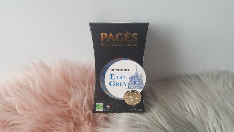 thé pagès earl grey