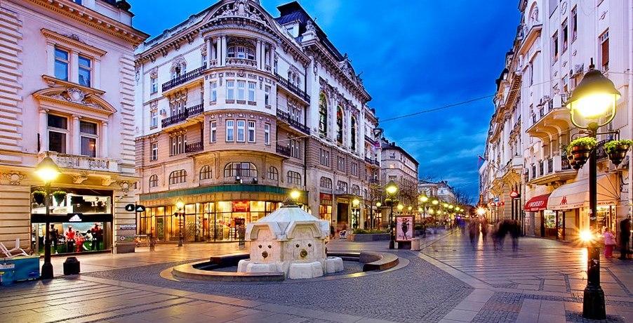 Genießen Sie den Charme Belgrads