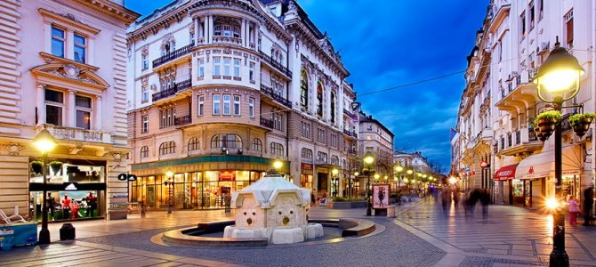 Enjoy the charm of Belgrade