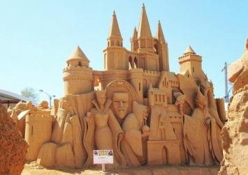 Έρχεται στην Κρήτη το 1ο φεστιβάλ γλυπτικής στην άμμο