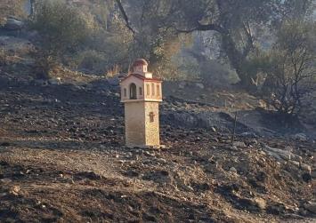 Κάηκαν συνολικά 25.300 στρέμματα το καλοκαίρι του 2016 στην Κρήτη!