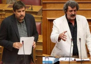 Δικογραφία κατά Ξανθού και Πολάκη στη Βουλή