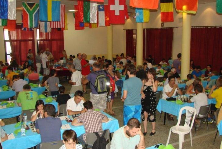 20 με 27 Ιουλίου το 9ο διεθνές σκακιστικό τουρνουά Παλαιόχωρας