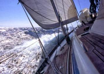 Σύγκρουση ιστιοφόρου με φορτηγό πλοίο νότια της Πύλου