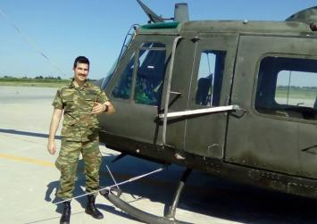 Ο 1ος μεσαρίτης πιλότος Σινούκ!