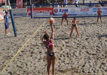 Συνέντευξη αύριο στο Δημαρχείο Φαιστού για το Matala beach Volley