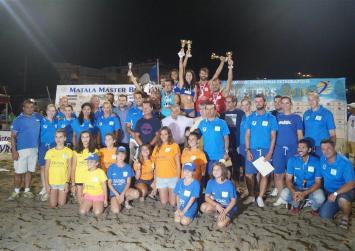 "Yπερθέαμα στο ""Μatala master's beach volley"" με άξιους νικητές σε μιά άψογη διοργάνωση!"