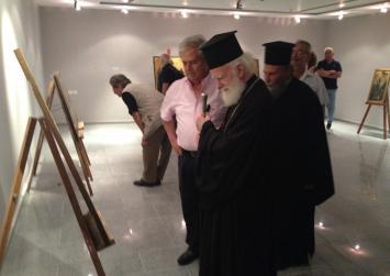 Άνοιξε τις πύλες της η Δημοτική Πινακοθήκη στην Τύλισσο