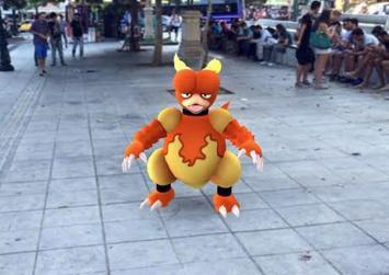 Στο Μοναστηράκι το πρώτο μαζικό κυνήγι Pokemon!