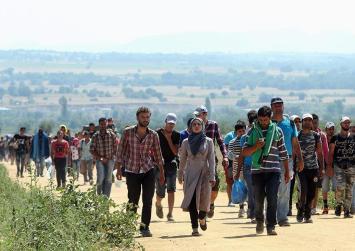Περισσότεροι από 59.000 οι πρόσφυγες στη χώρα