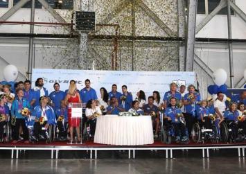 Με 54 αθλητές η Ελλάδας στους Παραολυμπιακούς Αγώνες του Ρίο