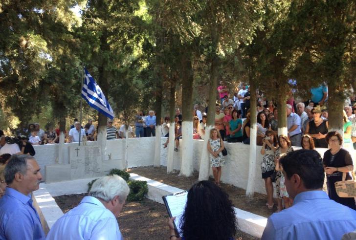 Την Παρασκευή το μνημόσυνο για τους 27 εκτελεσθέντες στο Σοκαρά