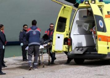 76χρονη έπεσε από το μπαλκόνι της και σκοτώθηκε στο Ρέθυμνο