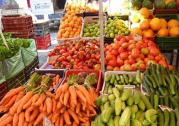 Ατυποποίητα φορτία νωπών οπωροκηπευτικών στη λαχαναγορά Ηρακλείου