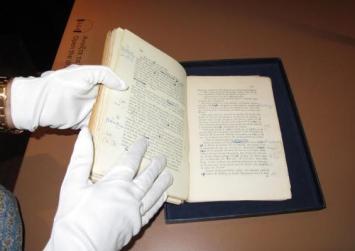 Στο Μουσείο Καζαντζάκη το συλλεκτικό αντίτυπο του «Ζορμπά»