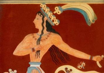 """""""Καταστροφή"""" του Μινωικού Πολιτισμού: Απομακρύνεται από τη διδασκαλία!"""
