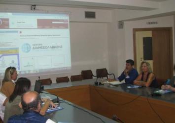 """Συνεργασία του Επιμελητηρίου Ηρακλείου με την Ένωση """"Φιλοξενία"""""""