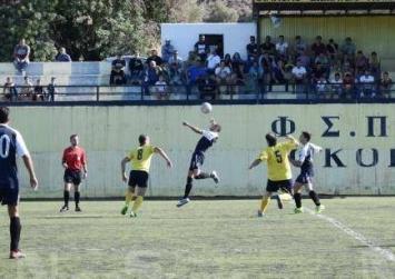 Νικητής ο Κόρακας στο γειτονικό ντέρμπι με το Καμηλάρι (5-2)