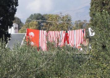 Μιά  μπουγάδα … του Ολυμπιακού στις Μοίρες!!!