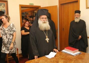 Ο Κύριλλος Διαμαντάκης είναι ο νέος Μητροπολίτης Ιεραπύτνης κ Σητείας