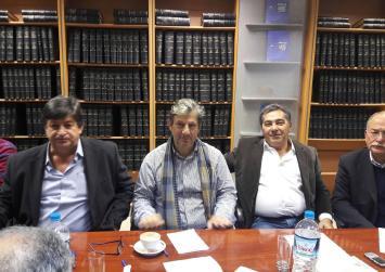 Στην Αθήνα ο Δήμαρχος Γόρτυνας για υποθέσεις του Δήμου