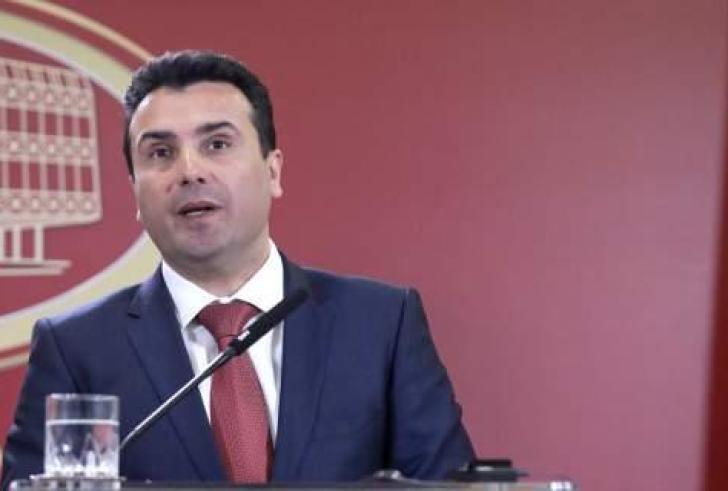 Ζάεφ: Εως τον Ιούλιο η συμφωνία με την Ελλάδα για το όνομα