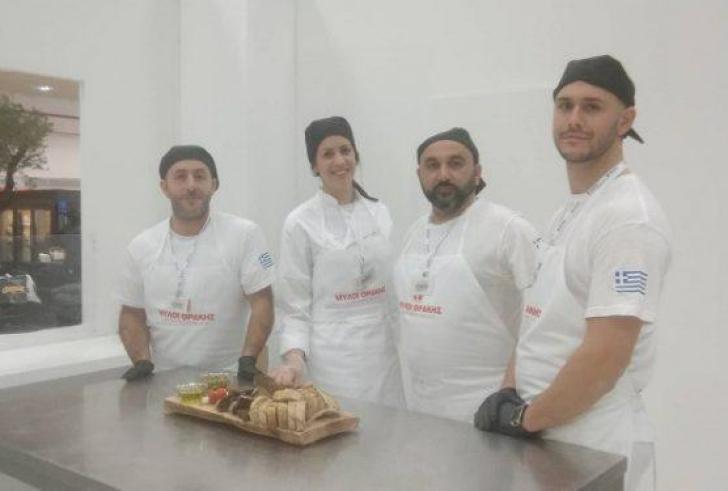 Στο Πανελλήνιο Πρωτάθλημα Ψωμιού οι αρτοποιοί του Ηρακλείου