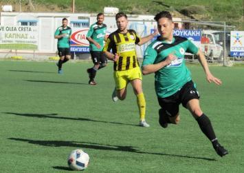 Φωτογραφίες από τον αγώνα Γόρτυνας -Ρωμανού 0-0