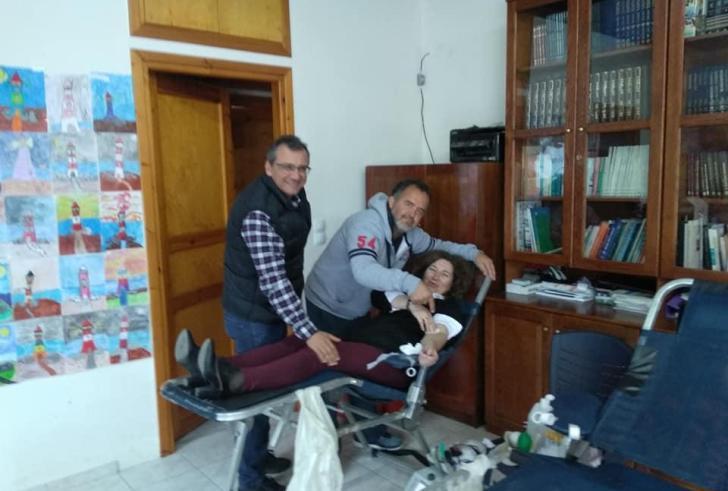 Εθελοντική αιμοδοσία την Κυριακή από τον Πολιτιστικό Σύλλογο Βώρρων