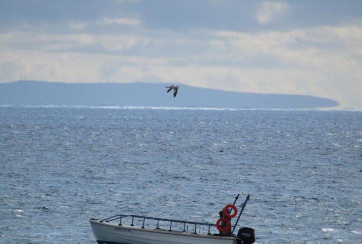 Μια βάρκα ήταν μόνη της… στο νότιο Κρητικό Πέλαγος!