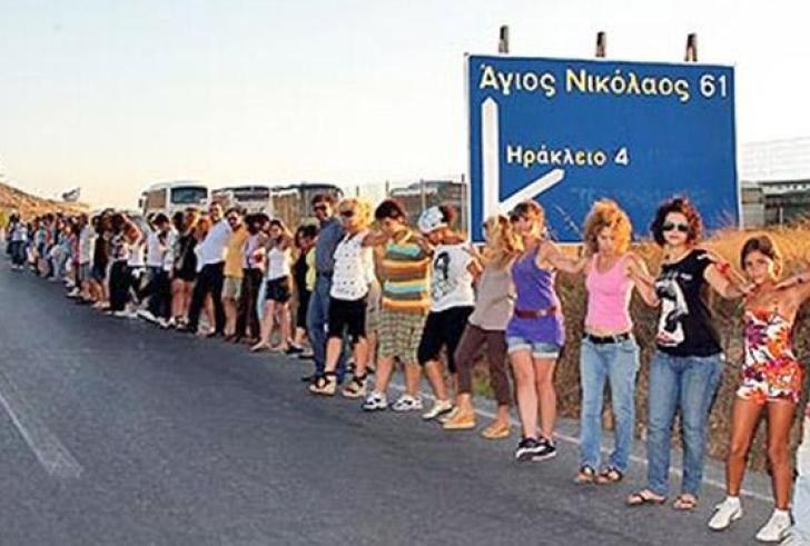 Η ημέρα που η Κρήτη χόρεψε πεντοζάλι και γράφτηκε στα Ρεκόρ Γκίνες (βίντεο)