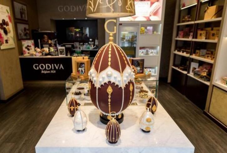 Ένα πασχαλινό αυγό που αξίζει 5.700€!