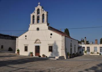 Μονή Απεζανών στο Αντισκάρι (φώτο)