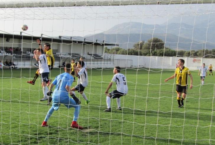Α.Ε.Καμηλαρίου -Μαρτινέγκο 0-5 (φωτογραφίες)