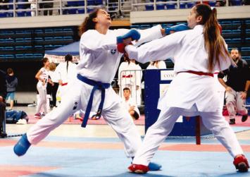 Εντυπωσιακοί για μιά ακόμη φορά οι αθλητές του Α.Σ.Καράτε Μοιρών –Τυμπακίου