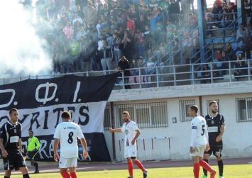 Στον τελικό του Κυπέλλου Ερασιτεχνών ο Ο.Φ.Ιεράπετρας!