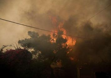 Yψηλός κίνδυνος πυρκαγιάς την Παρασκευή στην Κρήτη