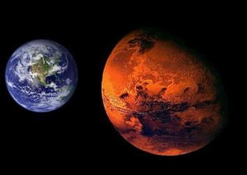 """Σήμερα το """"στενό"""" πλησίασμα του Άρη στη Γη"""
