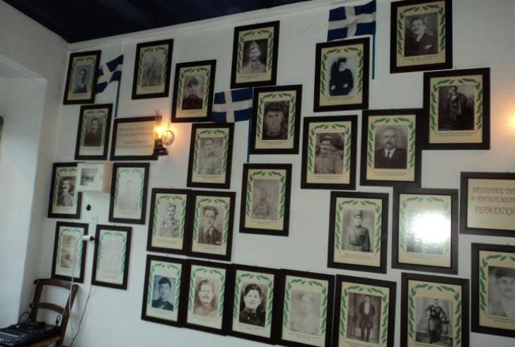 Ετήσιο μνημόσυνο πεσόντων αγωνιστών Αγίας Βαρβάρας