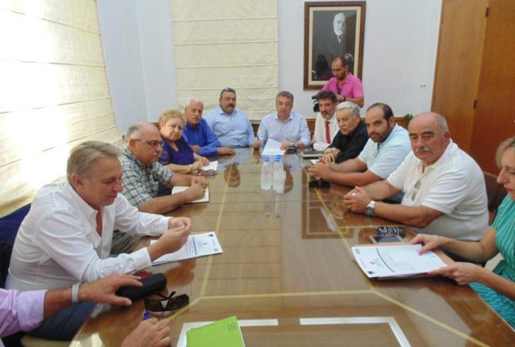 Χρηματοδότηση για την κατασκευή του βιολογικού στην Γεωργιούπολη