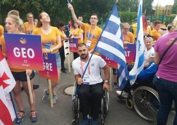 Ο Μανώλης Στεφανουδάκης μας έκανε ξανά υπερήφανους !