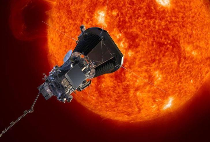 Εκτοξεύθηκε ο δορυφόρος που θα προσεγγίση τον Ήλιο