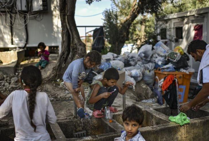 Ακόμα και 6χρονα προσφυγόπουλα σκέφτονται να αυτοκτονήσουν στη Λέσβο
