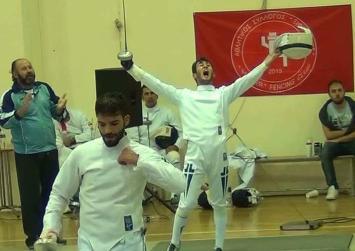 Σημαντική διάκριση για τον αθλητή της Αθλητικής λέσχης Μεσαράς Φουστανάκη Στέλιο!