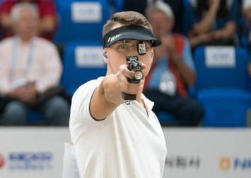 Οικογενεική υπόθεση: Ο αδερφός της Κορακάκη ήρθε 4ος στο παγκόσμιο πρωτάθλημα σκοποβολής