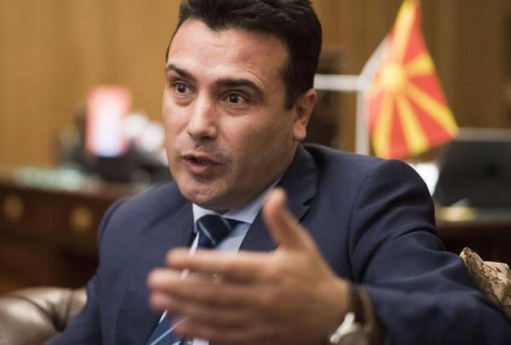 Πρόκληση από Ζάεφ: «Η Βόρεια Ελλάδα είναι Ελλάδα και Μακεδονία μόνο εμείς»